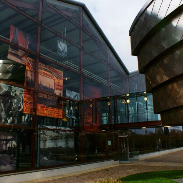 David Gilliver Photography Workshop Summerlee Heritage Museum
