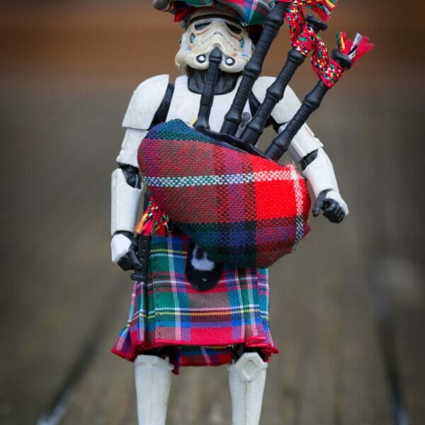 The Empire pipes back