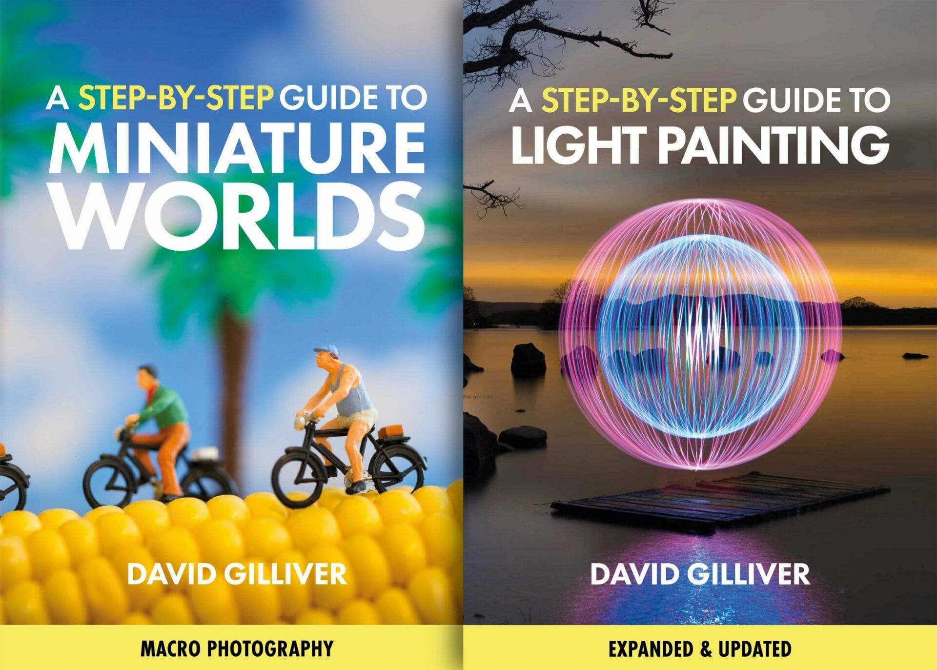 David Gilliver Book Bundle